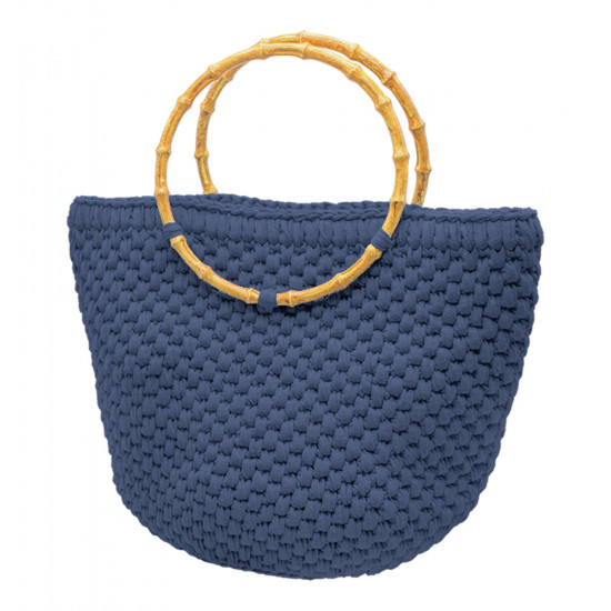Beach Bag With Bag Handle Kit Pattern