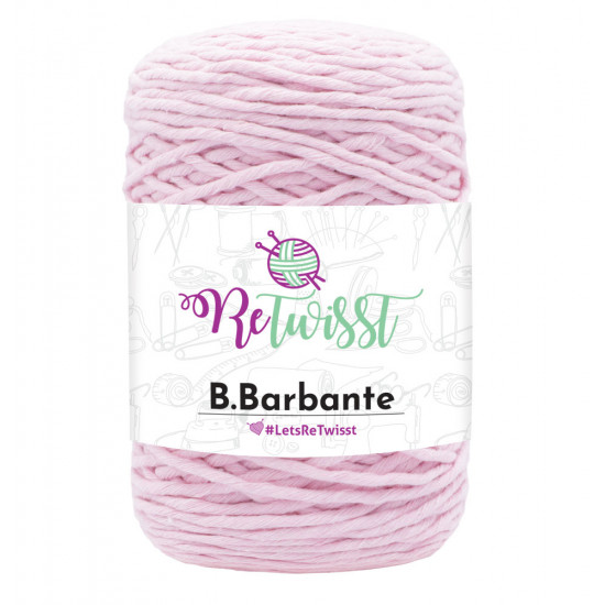 Baby Pink Barbante