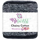 Chainy Cotton Cake Black Crystal