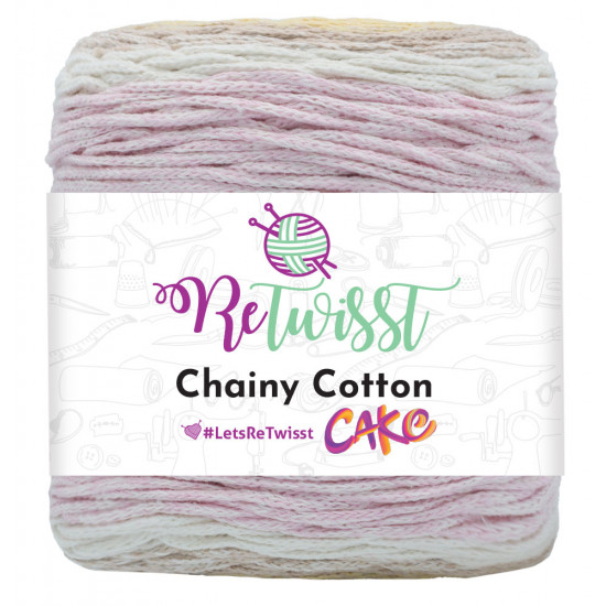 Chainy Cotton Cake Candy