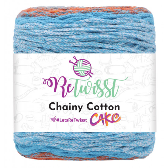 Chainy Cotton Cake Tropical