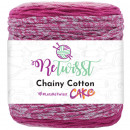 Chainy Cotton Cake Pink Saphire