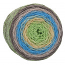 Chainy Cotton Cake Earth Colors