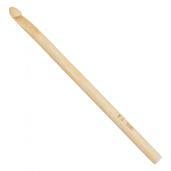 Bamboo Crochet Hook 8mm