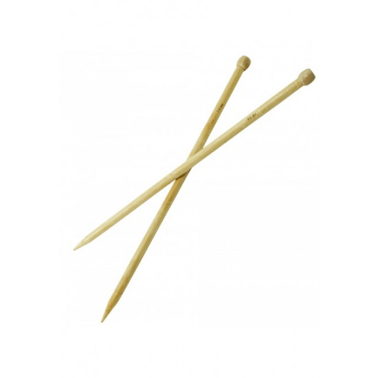 Bamboo Knitting Needle 8mm